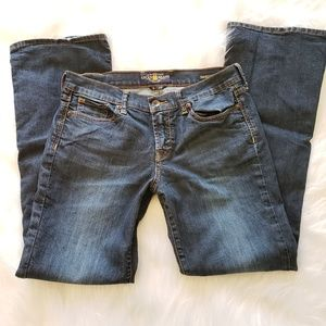 Lucky Brand Sweet 'N Low Jeans 8/29